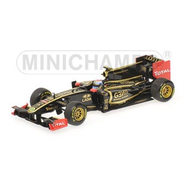 Lotus Renault en 2011