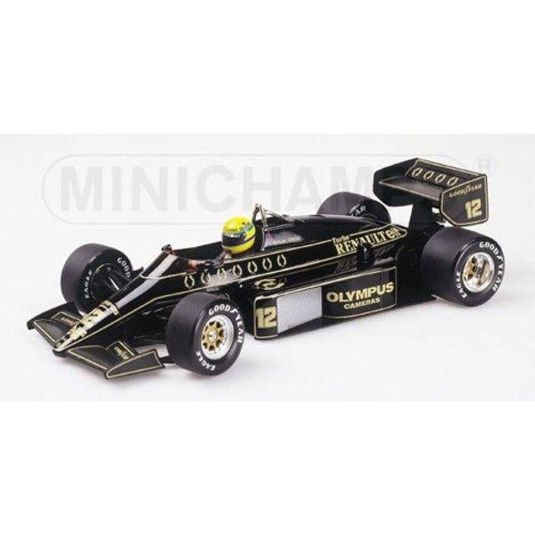 Lotus Renault 97T 1985