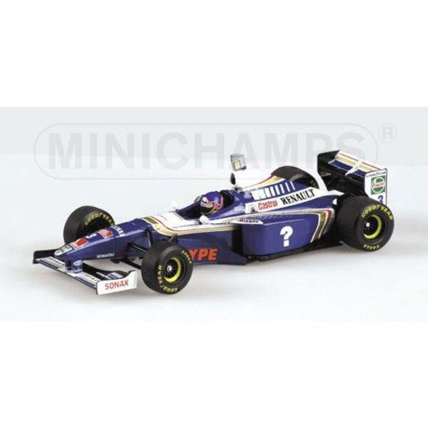 Williams Renault FW19