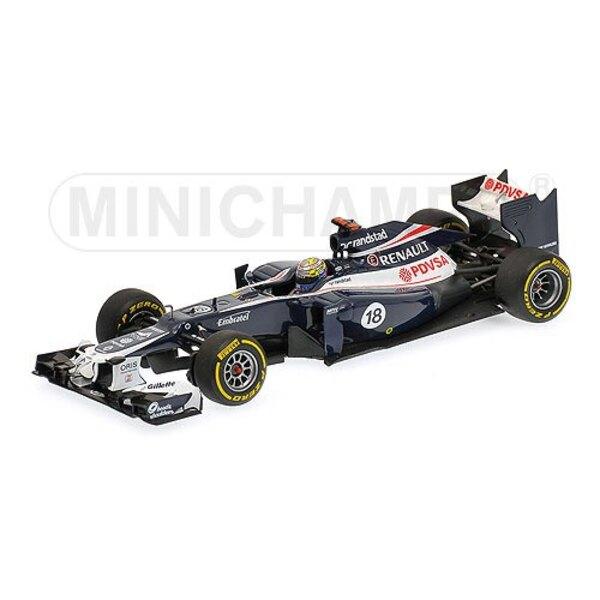 Williams Renault FW34