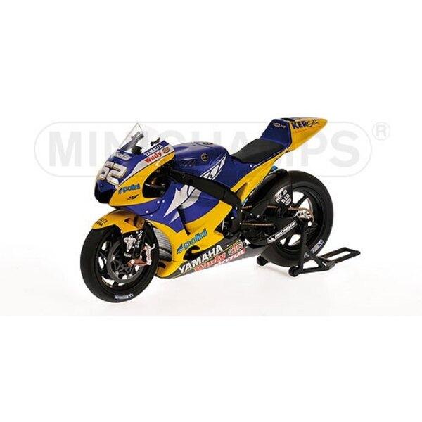 Yamaha YZR M1 2008