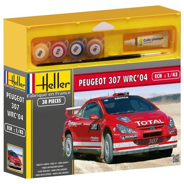 Peugeot 307 WRC 04 Kit 3