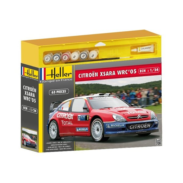 Xsara Wrc 05 Rallye Germany 1:24