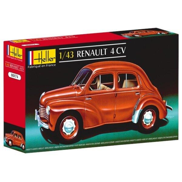Renault 4 Cv Classique 1:43