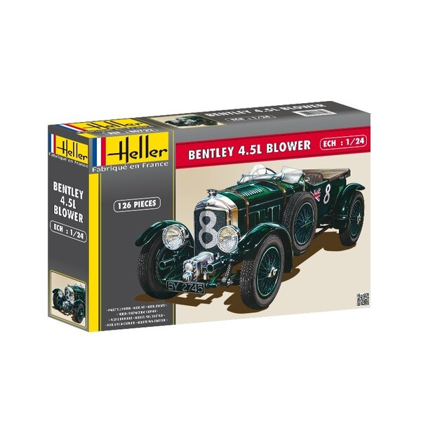 Bentley 4.5 Blower 1:24