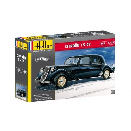 15 Cv Citroën 1:24