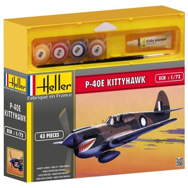 P -40E Kittyhawk