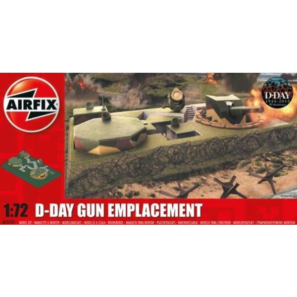 D- Day Gun Ubicación