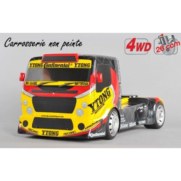 Equipo de camiones 4wd transp