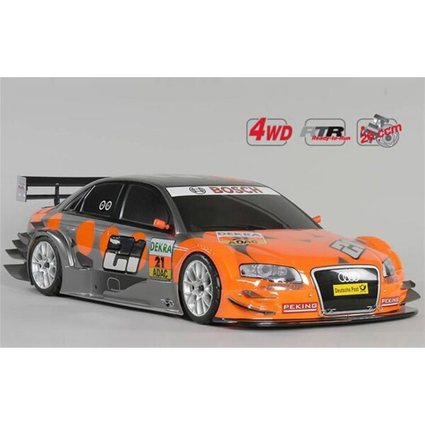 Audi A4 DTM Albers 4wd