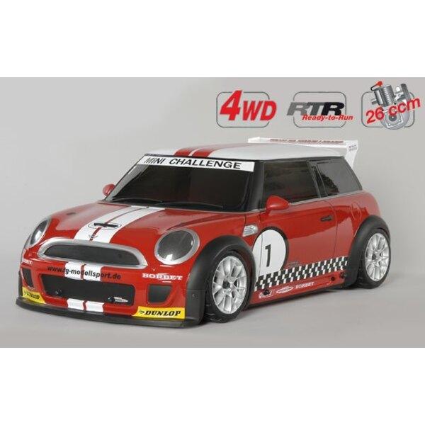 Sportline Mini Cooper 4WD RTR
