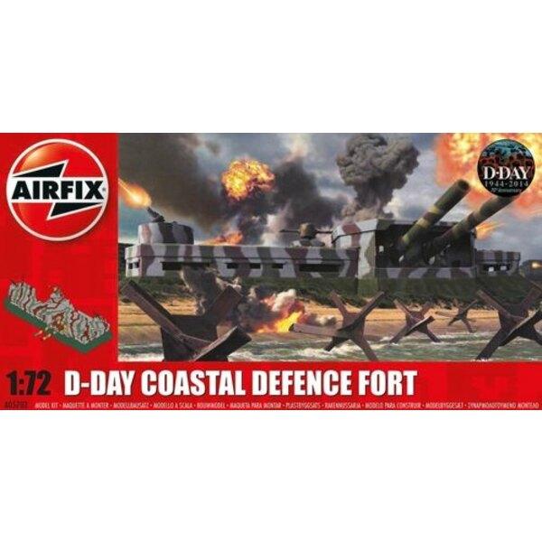 D-Day Coastal Fort Defensa