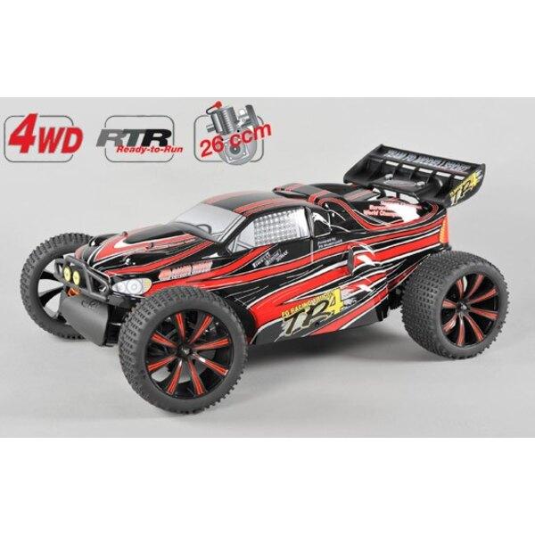 TR4 4WD RTR Truggy Pintado