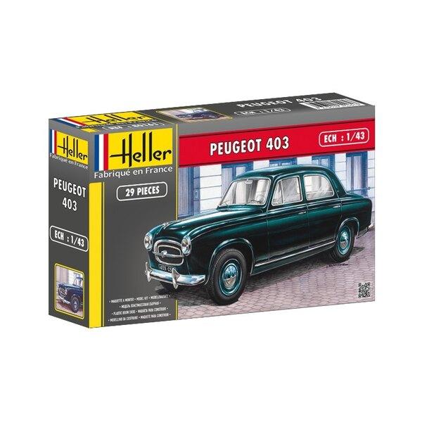Classic Peugeot 403