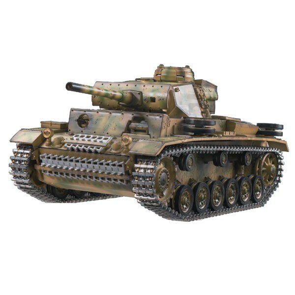 CHAR RC2.4GHZ 1/16 PANTHER III (POP / HUMO)