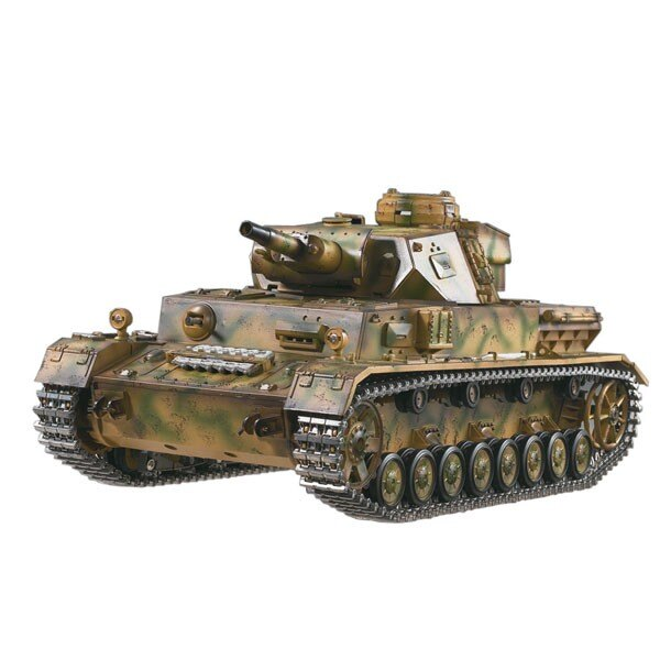 CHAR RC2.4GHZ 1/16 PANTHER IV AUSF.F1 METAL + (SOUND / HUMO)