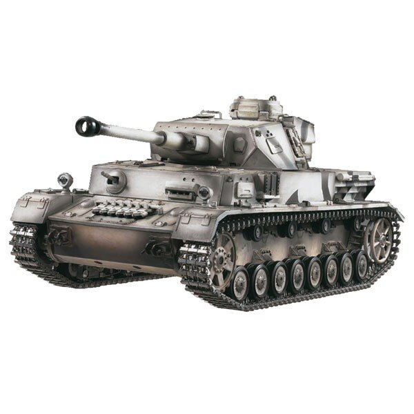 CHAR RC2.4GHZ 1/16 AUSF.F2 PANTHER IV METAL (SOUND / HUMO)