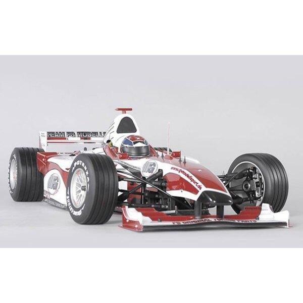 Fórmula 1 RTR 2WD Sportline