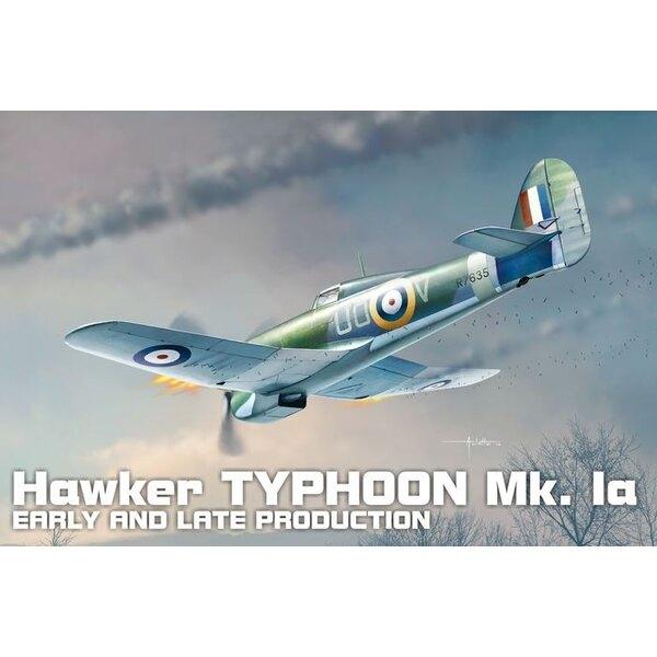 Hawker Typhoon Mk.Ia