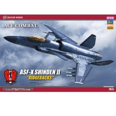 Ace ASF-X Shinden