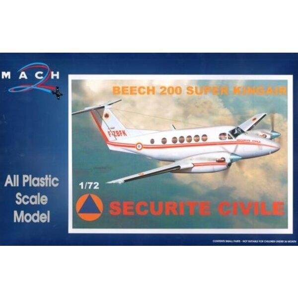 Beech 200 Súper Kingair