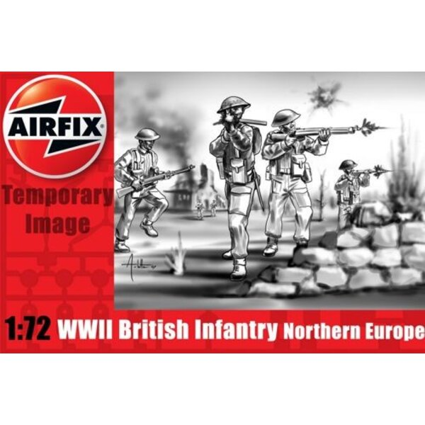 WWII British Infantry Northern Europe