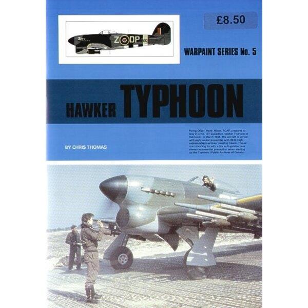 Libro Hawker Typhoon