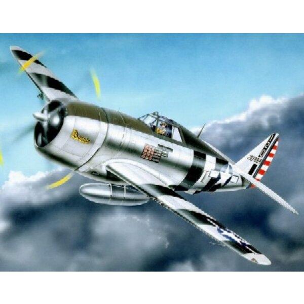 """P-47D """"RAZORBACK"""""""