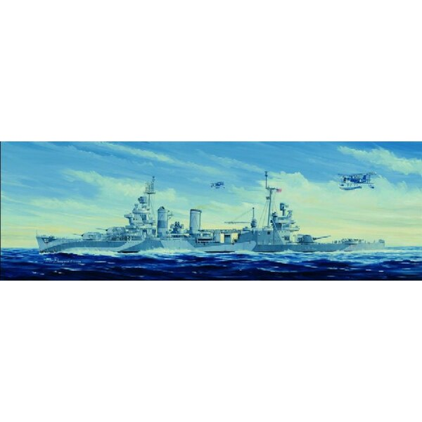 USS San Fransisco CA-38 1944