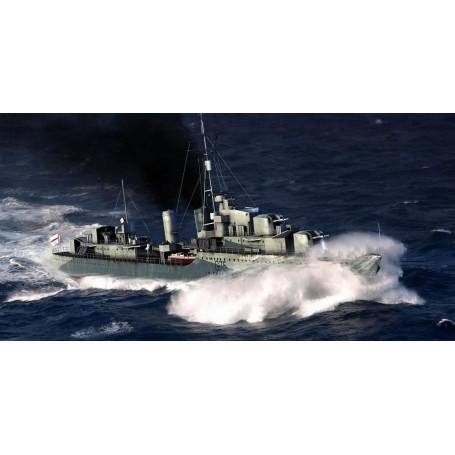 Trumpeter 05331 1//350 HMS Destroyer Eskimo 1941
