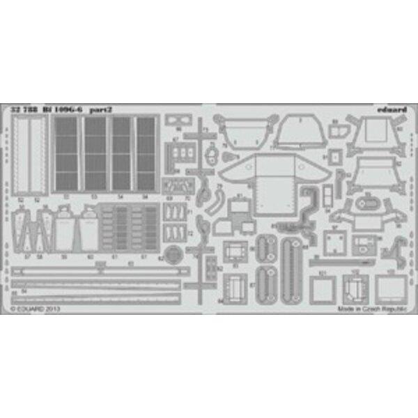 bf 109 G - 6 Revell