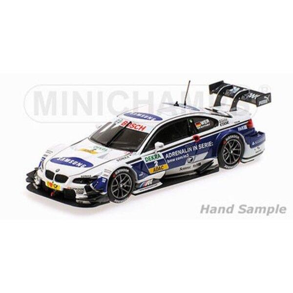 BMW M3 DTM 2013 Werner