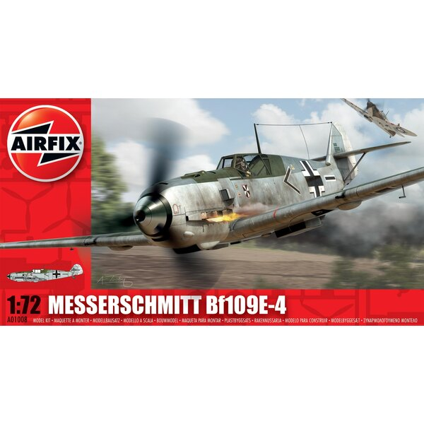Messerschmitt Bf 109E-4 THIS IS A NEW MOULD!!!