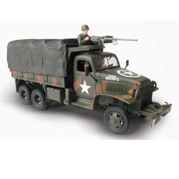 GMC 2½ Ton Camión de Carga