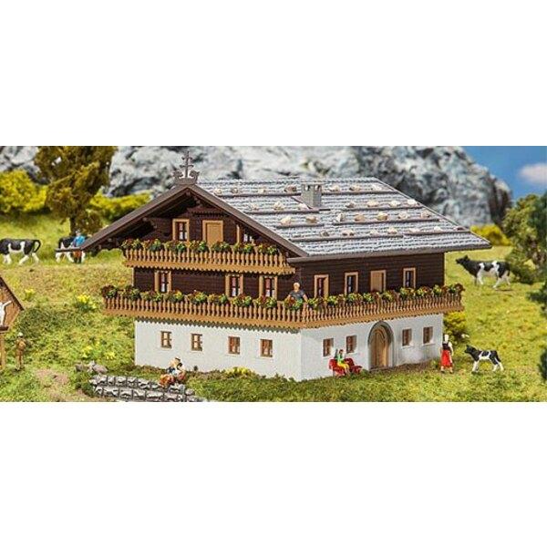 Ferme des Alpes