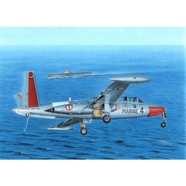 Fouga CM-175 Magister Fouga Zephyr La era de las más entrenadores a reacción extendidas del Mundo.SIN EMBARGO, icto versión del