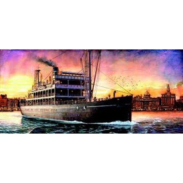 El Crossing.Titanic, la película de desastres marinos romántica, ha-sido un clásico durante generaciones, sin embargo, probablem