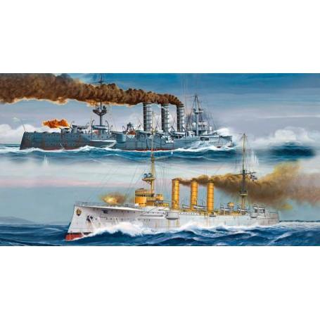 dresden cruceros wwi sms / 350