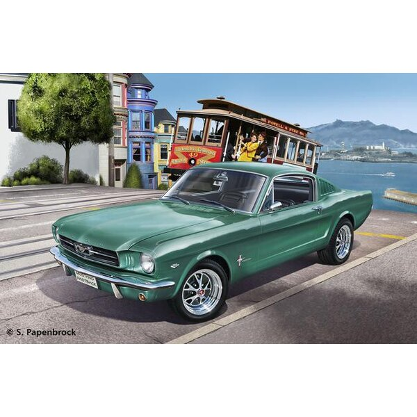 ford mustang fastback 2 +2