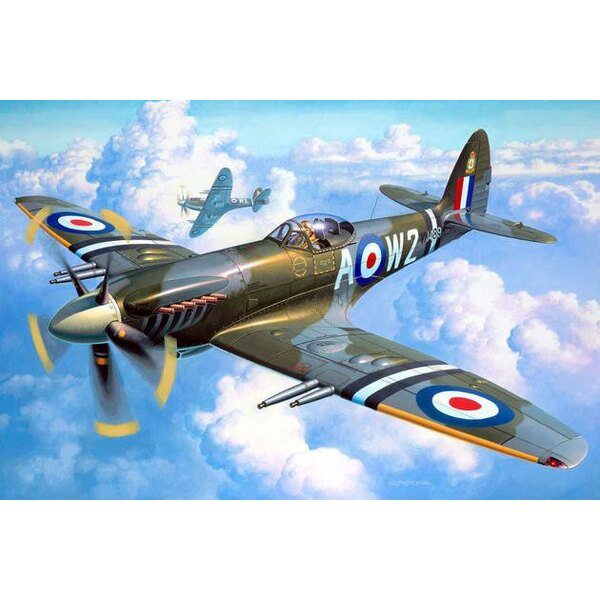 Supermarine Spitfire Mk.22/24