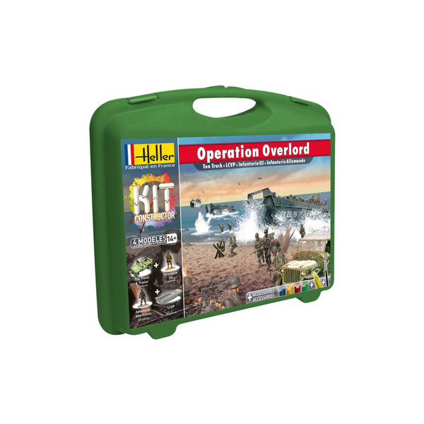 MALLETTE OPERATION OVERLORD