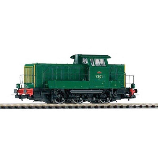 Locomotora diesel AC SNCB 7301
