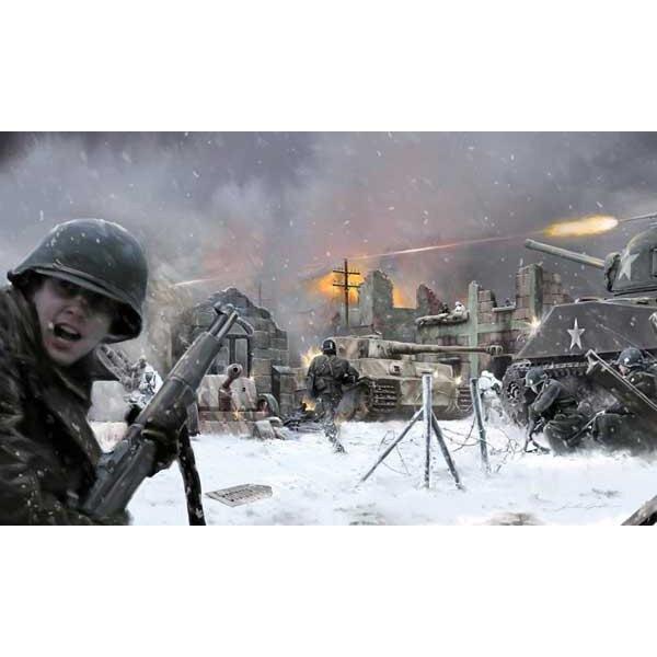 Batalla de Bastogne