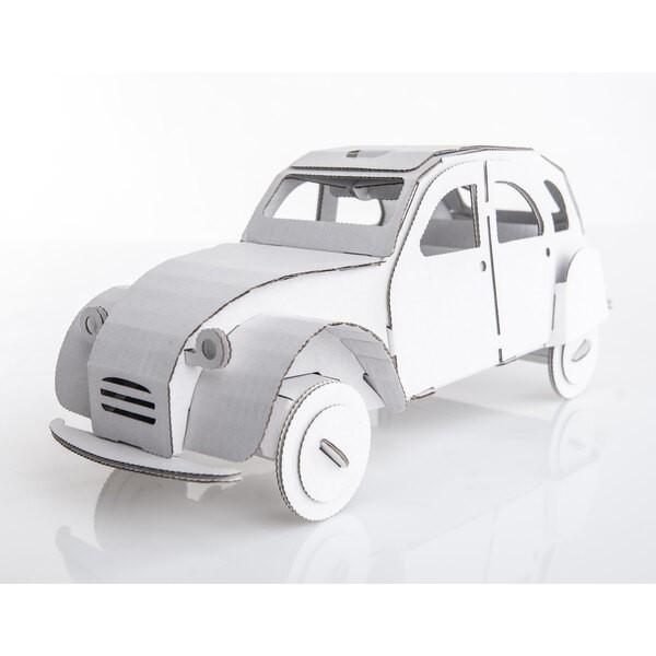 Citroen 2CV - Blanco