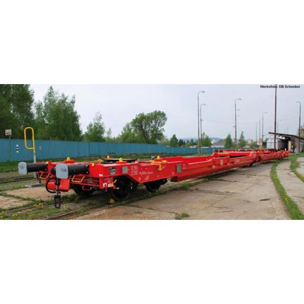 T3000E CARRO PORTE Container DB