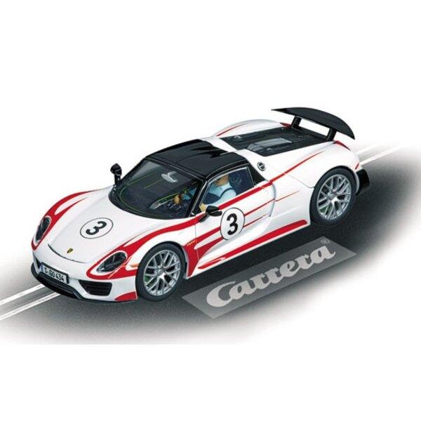 Porsche 918 Spyder Salzburgo