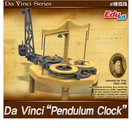 Reloj de péndulo de Da Vinci