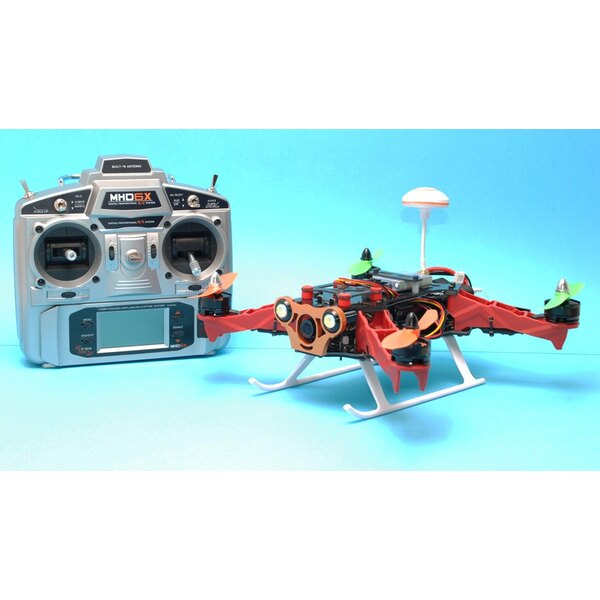HUNTER 250 FPV RTF / MHD6X M1