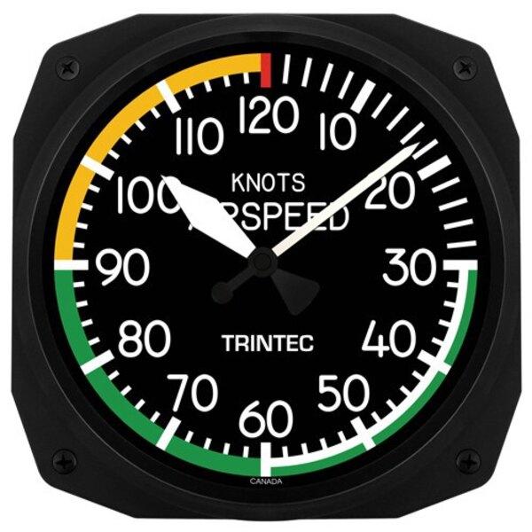 Los relojes de pared 25x25cm velocidad aérea