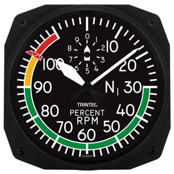 RPM pared reloj 25x25cm